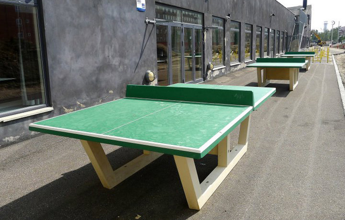 Exceptional Diy Outdoor Ping Pong Table Designs