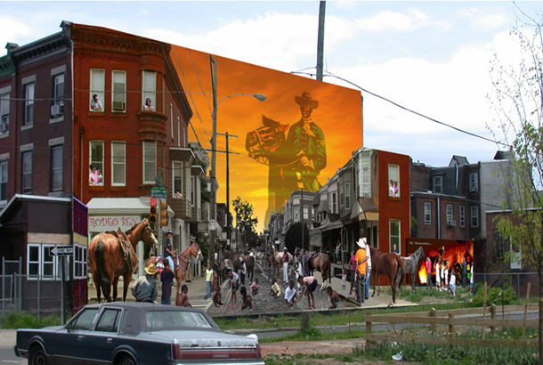 Muralarts Philadelphia Murales De Jos C Paz Buenos