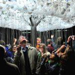 6000 light bulbs' CLOUD
