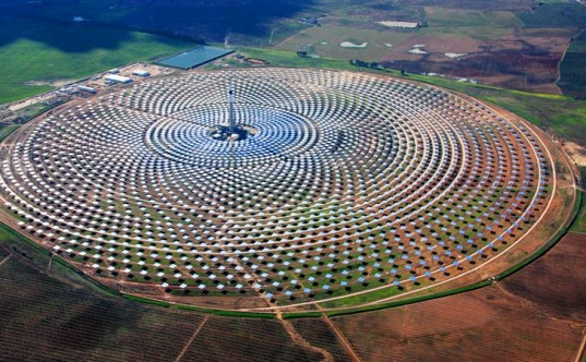 Spain's Solar Power Plant | more than green