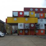 Container City / Nicholas Lacey + Buro Happold
