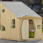 Tiny Eco-Friendly Student Housing Pops up in Sweden
