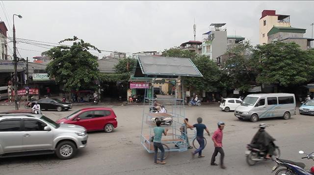 Ta-đi-Ôtô-cycle-skyscraper-4-more than green