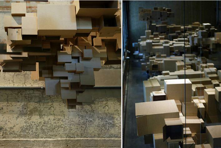 Cardboard Cloud3