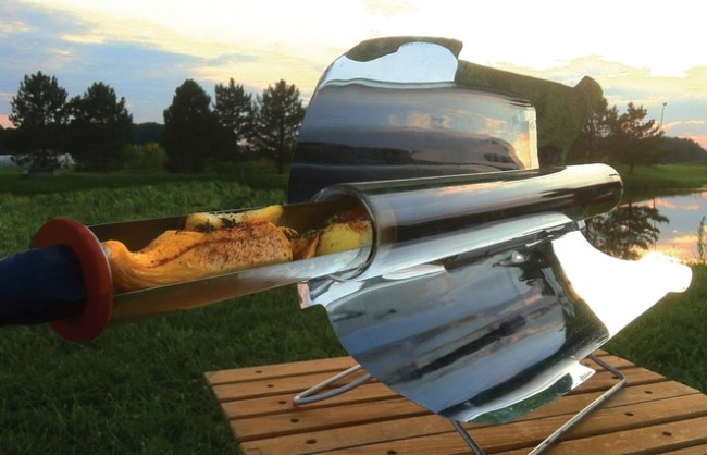 GoSun Stove-solar cooking-More Than Green_1