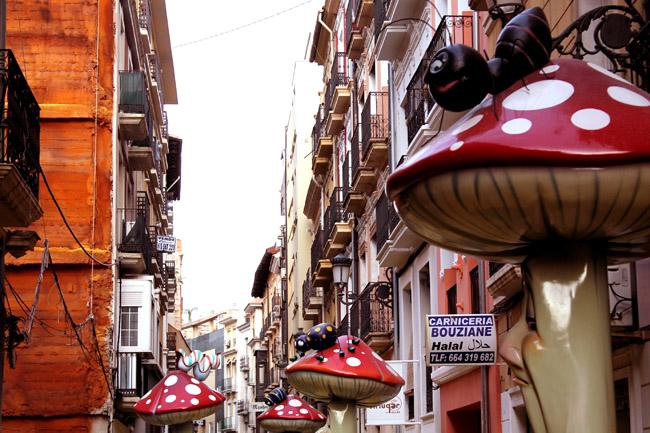 Calle de las Setas San Francisco Alicante 5