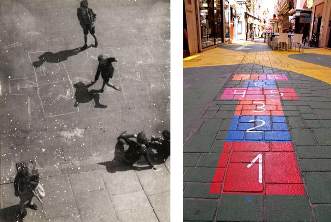 Calle de las Setas San Francisco Alicante 7