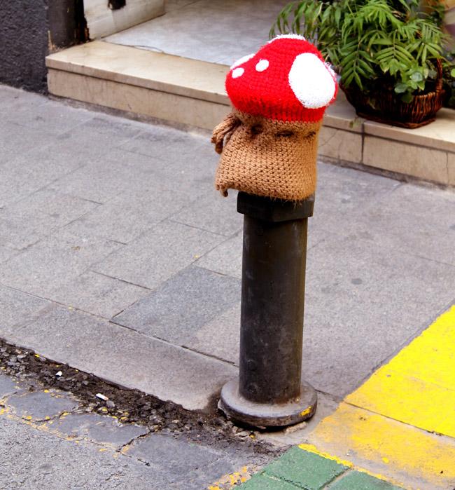 Calle de las Setas San Francisco Alicante 8