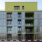 SolarLeaf. Algae bio-reactive facade