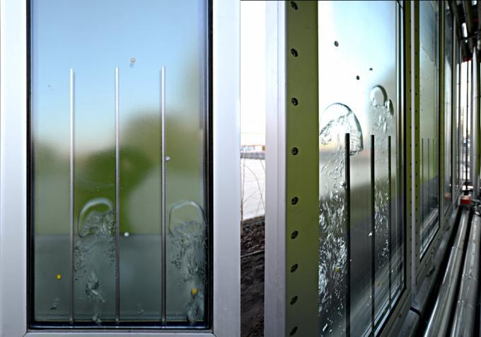 SolarLeaf  Algae bio-reactive facade   more than green