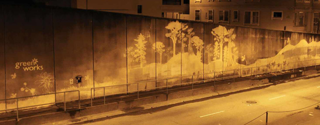 El artista Moose y la compañía Green Works se unieron en 2008 para crear un mural de más de 40 […]