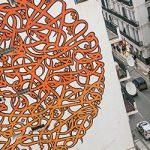 eL Seed: 'caligrafiti' con un mensaje de esperanza y paz