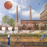 Городские Вариации, redefinición de la antigua fábrica KRISTALL en Moscú por Arenas Basabe Palacios + NOWADAYS Office