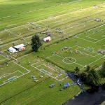 Polder Cup, campos de fútbol en el pólder holandés