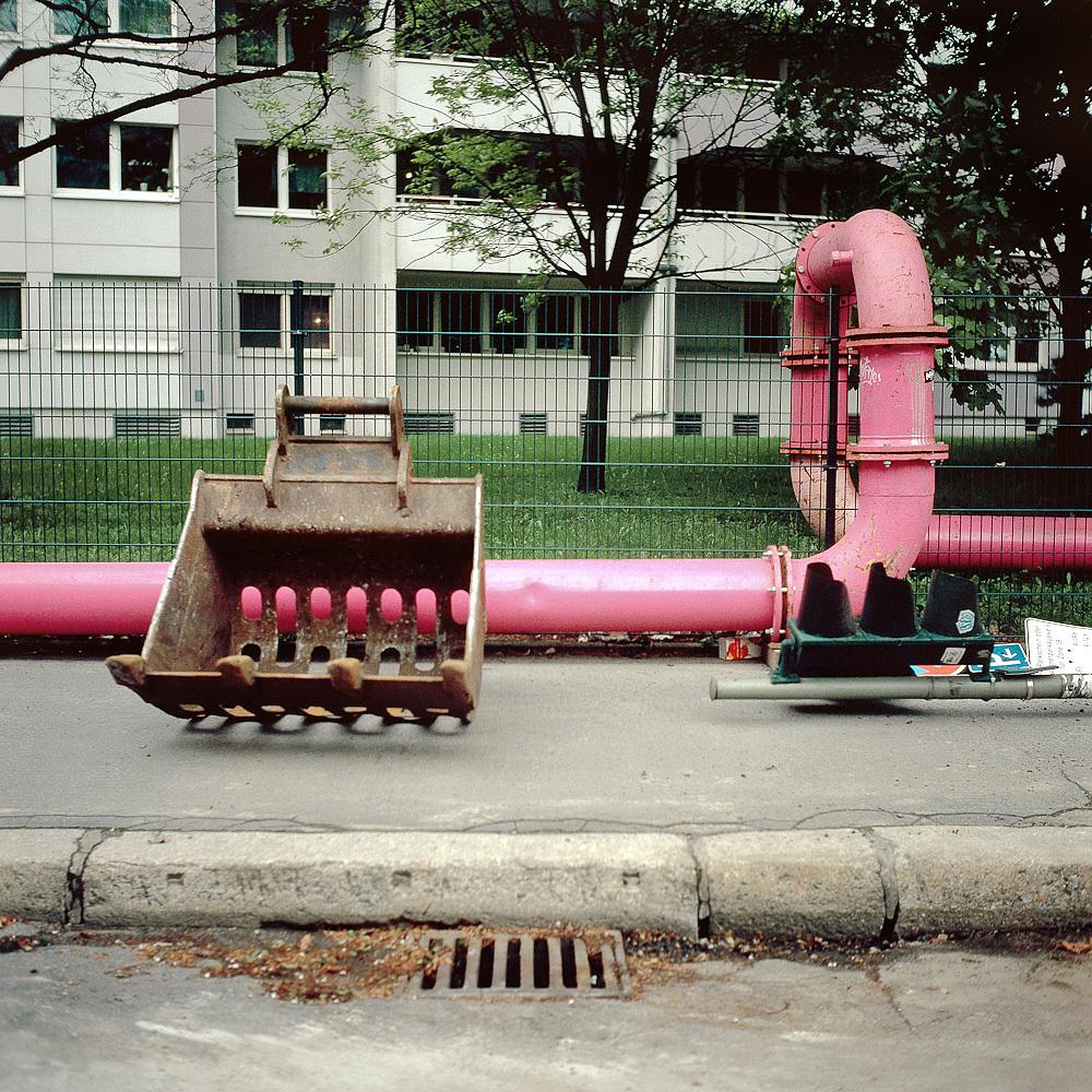 pink tubes, Berlin