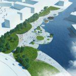 Parque Urbano en Lervig (o cómo gestionar una controversia desde un imaginario común) // Concurso Europan 8 Stavanger, Noruega (1er premio)